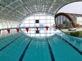 Gebze Olimpik Kapalı Yüzme Havuzu